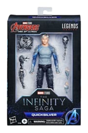 The Infinity Saga Marvel Legends Series Quicksilver (Avengers: Age of Ultron)