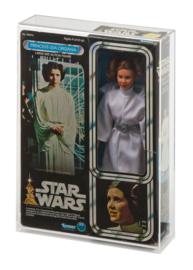 """Star Wars Boxed 12"""" Display Case (Luke Leia Han Ben)"""