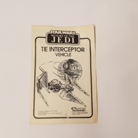 Tie Interceptor instructies