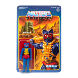 Masters of the Universe ReAction Action Figure Mer-Man (Carry Case Color)