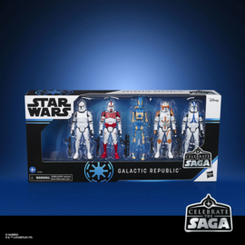 PRE-ORDER Star Wars Celebrate the Saga 5-Pack Galactic Republic