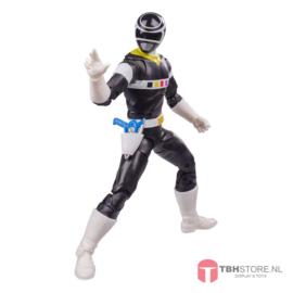 PRE-ORDER Power Rangers Lightning Collection in Space Black Ranger
