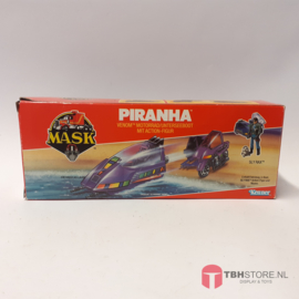 M.A.S.K. Piranha in doos