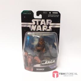 Star Wars The Saga Collection Chewbacca moc