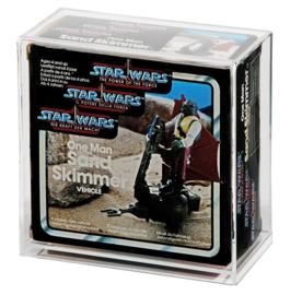 Star Wars POTF Body Rig Display Case