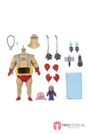 PRE-ORDER Teenage Mutant Ninja Turtles Ultimate Action Figure Krang's Android Body 23 cm