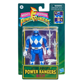 Mighty Morphin Power Rangers Retro Collection Series Billy