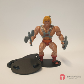 Masters of the Universe 1982-88 Display Stands