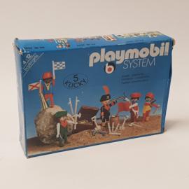 Playmobil 3542 - Pirates / treasure chest