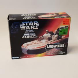 Star Wars POTF2 Red: Landspeeder