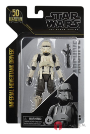 PRE-ORDER Star Wars The Black Series Archive Imperial Hovertank Driver (Rogue One)