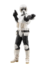 Star Wars Kotobukiya ARTFX+ Statue 1/10 Biker Scout Trooper