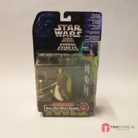 Star Wars POTF2: Force F/X Ben (Obi-Wan) Kenobi Tri Logo
