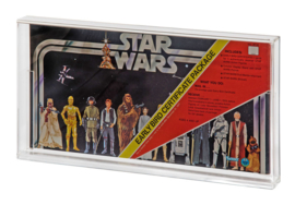 1977 Star Wars Early Bird Certificate Display Case