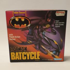 The Dark Knight Collection - Batman Batcycle