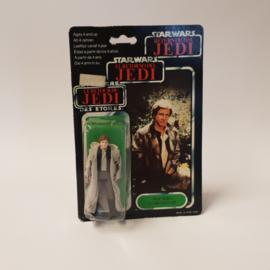 Tri-Logo Clipper Han Solo (in Trench Coat)