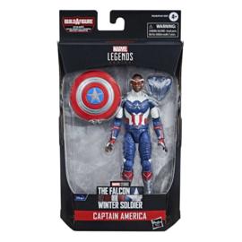 Marvel Legends Series Avengers Captain America: Sam Wilson