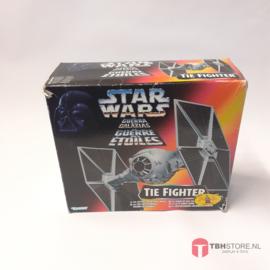 Star Wars POTF2 Red: Tie Fighter met doos
