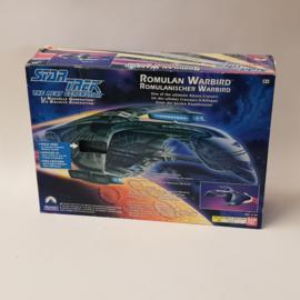 Star Trek The Next Generation Romulan Warbird