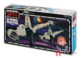 Kenner ROTJ B-Wing  Display Case