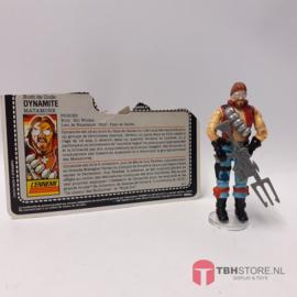G.I. Joe Monkeywrench (v1) (Compleet)