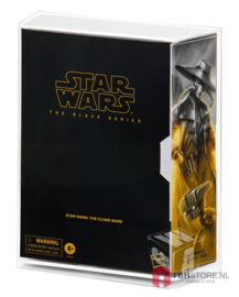 Star Wars Black Series 6 inch SDCC Deluxe (Cad Bane & Todo/Armorer) Display Case