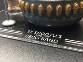 Rebo Band display stand