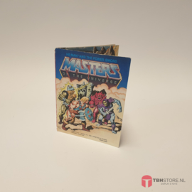 MOTU Masters of the Universe He-Man and the Power Sword Mini Comic Book
