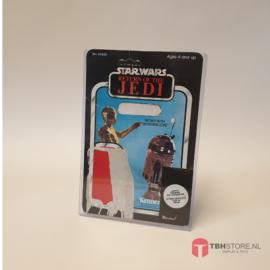 R2-D2 Sensorscope ROTJ Clipper Cardback