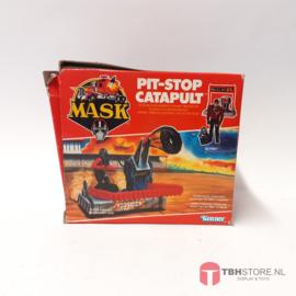 M.A.S.K. Pit-Stop Catapult lege doos