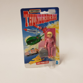 Thunderbirds Lady Penelope MOC