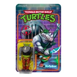 TMNT Teenage Mutant Ninja Turtles ReAction Rocksteady