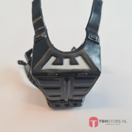 Masters of the Universe Zodac Black Armor