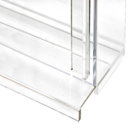 Carded Figure Display Case (Medium Bubble diepte)