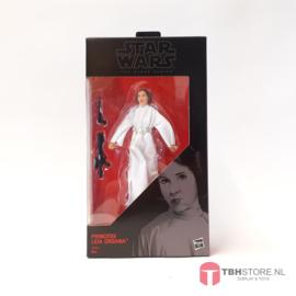 Star Wars Black Series Princess Leia Organa #30 (open)