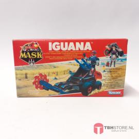 M.A.S.K. Iguana in doos