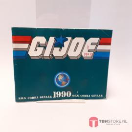 G.I. Joe Informatie boekje 1990