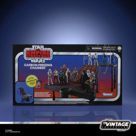 PRE-ORDER Star Wars Episode V Vintage Collection Carbon-Freezing Chamber with Stormtrooper Action Figure