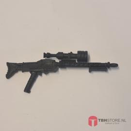 G.I. Joe Heavy Machine Gun Tunnel Rat (v1)