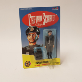 Captain Scarlet and the Mysterons Captain Black MOC