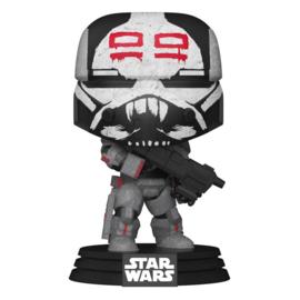 Funko Star Wars: The Bad Batch POP! TV Vinyl Figure Wrecker 9 cm