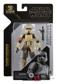 PRE-ORDER Star Wars The Black Series Archive Shoretrooper (Rogue One)