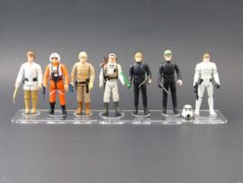 Luke Skywalker display stand