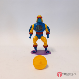 MOTU Masters of the Universe Sy-Klone (Compleet)