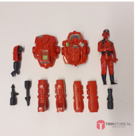 Action Force Escape Armour & Red Shadow