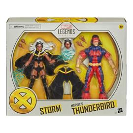 PRE-ORDER Marvel Legends 2-Pack Storm & Marvel's Thunderbird