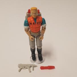 G.I. Joe Topside (v1) (Compleet)
