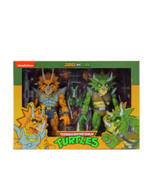 Teenage Mutant Ninja Turtles 2-Pack Captain Zarax & Zork