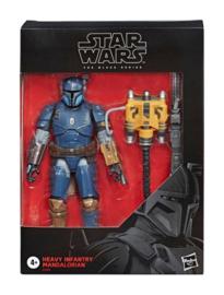 Star Wars Black Series Heavy Infantry Mandalorian Exclusive