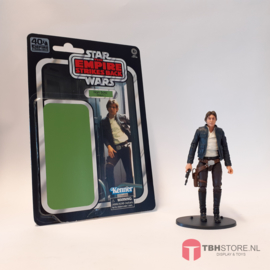 Star Wars Black Series 40th Anniversary Han Solo (Bespin) (open)